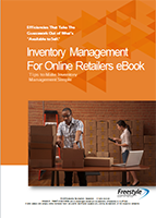 Inventory Management  For Online Retailers eBook
